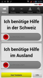 Rega Android App